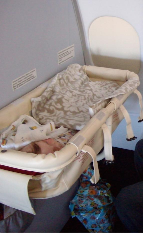 baby-bassinet-aeroflot