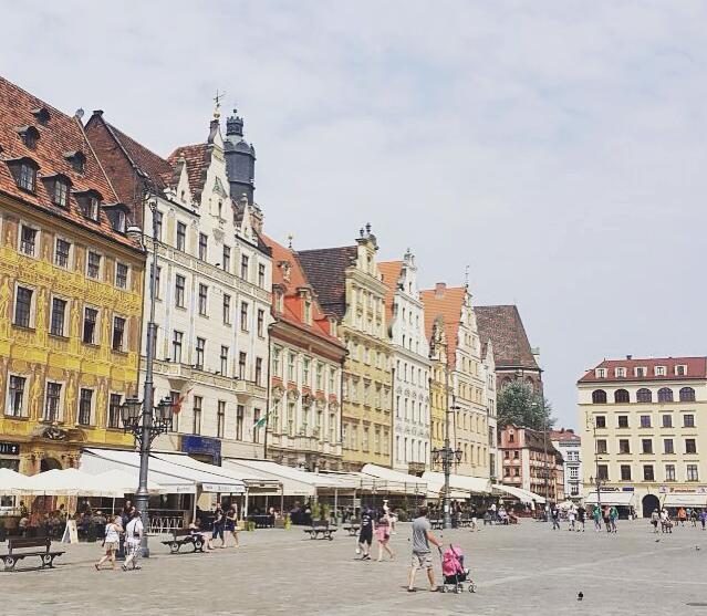 Wroclaw-breslau-alt-stadt